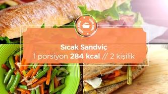 Sıcak Sandviç