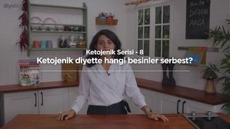 Ketojenik Serisi-8: Ketojenik diyette hangi besinler serbest?