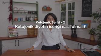 Ketojenik Serisi-2: Ketojenik diyetin içeriği nasıl olmalı?
